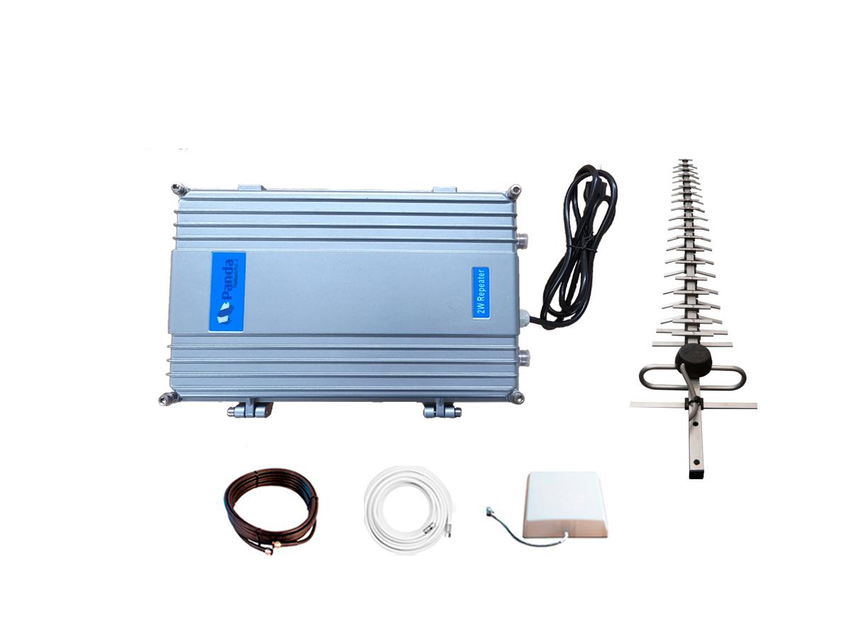 Kit 90 Dbi Telcel 3g - 2 watts