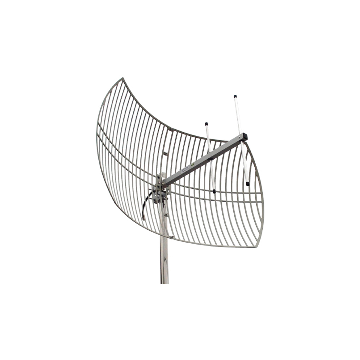 Antena Parabólica 850mhz 20db